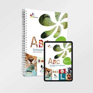 ABC fantasievoll entdecken - Buchstaben lernen