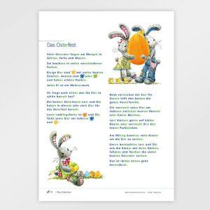 Meine Frühlingszeit - Jahreszeit Frühling - Lernmaterial für Kinder