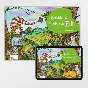 Gefühlvolle Briefe von Elli - Lernmaterial für Kinder