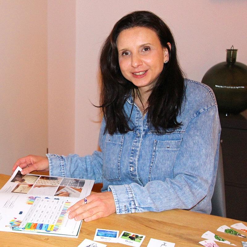 Autorin Katrin Himmelsbach - Lernmaterial für Kinder